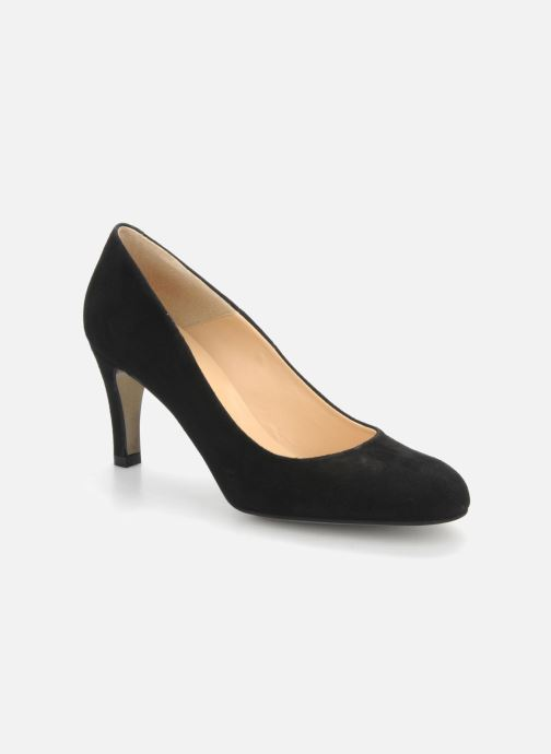 High heels Perlato Cid Black detailed view/ Pair view
