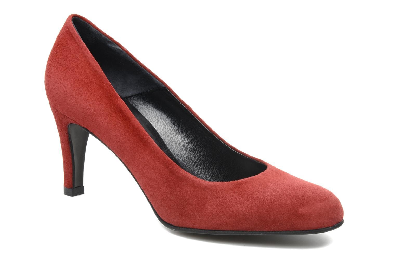 Perlato Cid (Rouge) - Escarpins en Más cómodo Dernières chaussures discount pour hommes et femmes