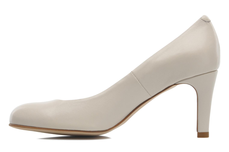 High heels Perlato Cid Beige front view