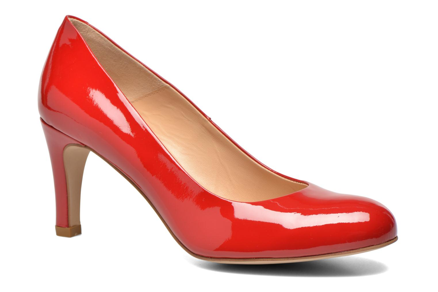 High heels Perlato Cid Red detailed view/ Pair view