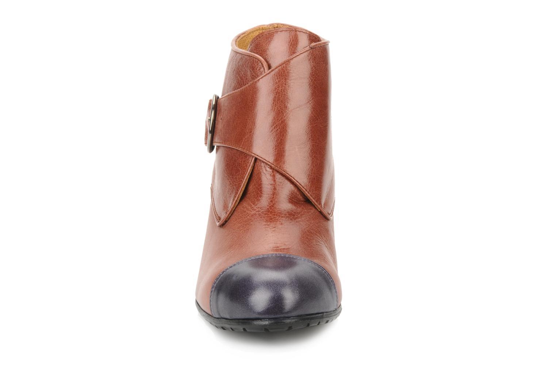 Bottines et boots Maloles Anette Marron vue portées chaussures