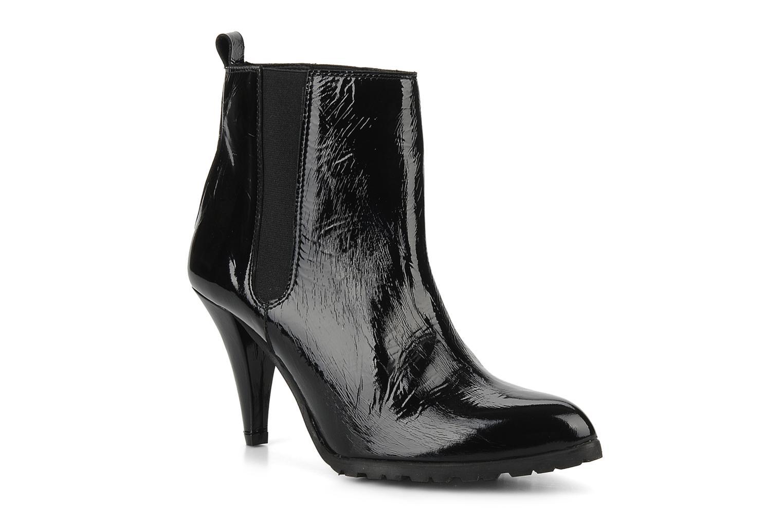 Boots en enkellaarsjes Emma Go Prime Zwart detail