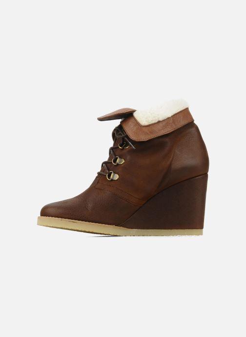 Bottines et boots Emma Go Keen Marron vue face