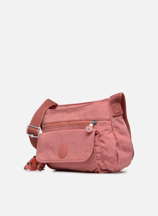 Handtaschen Kipling Syro rosa schuhe getragen