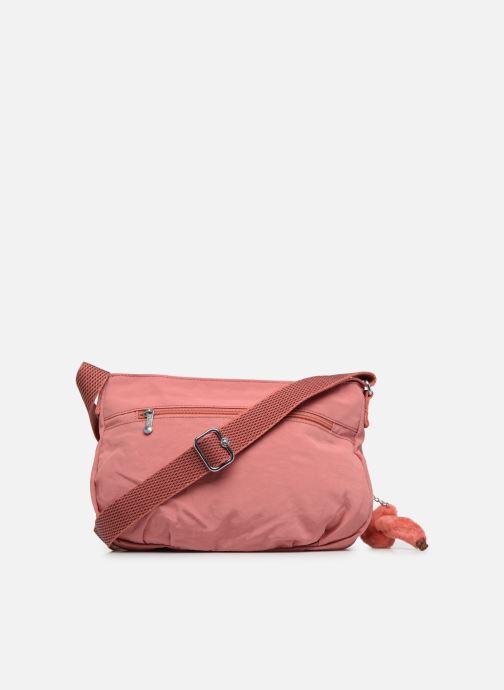 Handtaschen Kipling Syro rosa ansicht von vorne