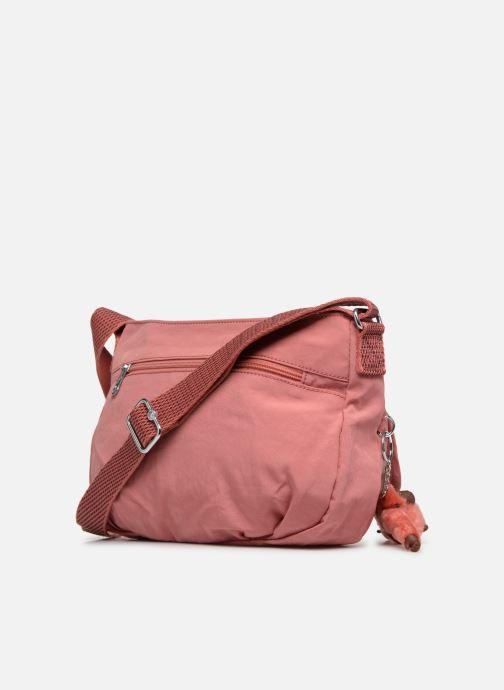 Handtaschen kipling Syro rosa ansicht von rechts