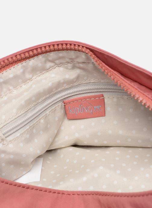 Handtaschen Kipling Syro rosa ansicht von hinten