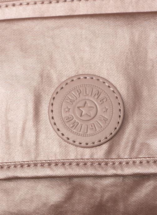 Handtaschen kipling Syro rosa ansicht von links