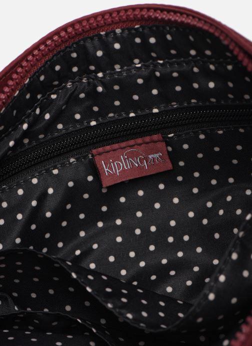 Handtassen kipling Syro Bordeaux achterkant