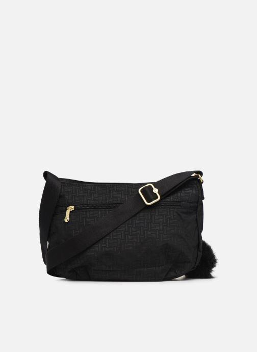 Handtaschen kipling Syro schwarz ansicht von vorne
