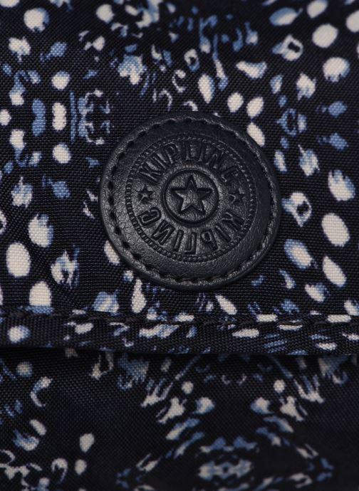 Bolsos de mano Kipling Syro Azul vista lateral izquierda