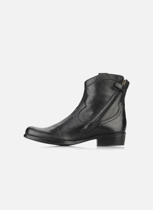Laarzen Pom d Api Nevada star boots Zwart voorkant