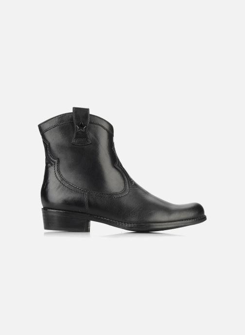 Laarzen Pom d Api Nevada star boots Zwart achterkant