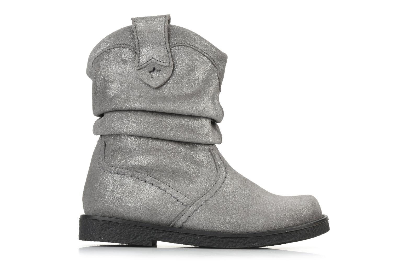 Bottines et boots Pom d Api Hike texas botte Argent vue derrière