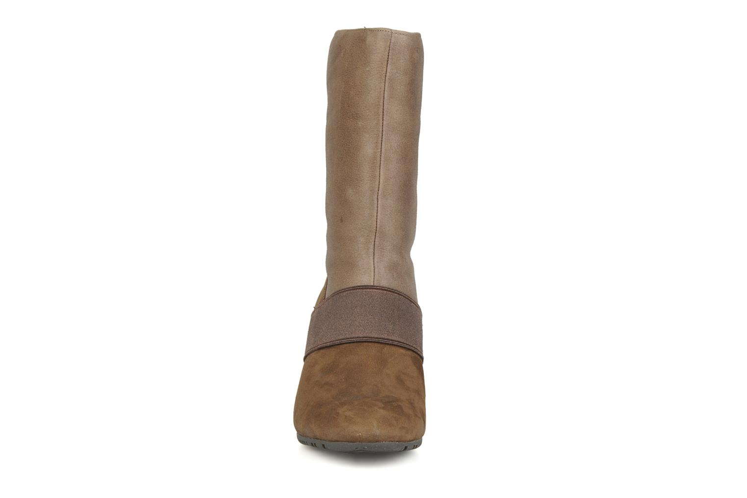 Ankle boots Camper Nancy 46331 Brown model view