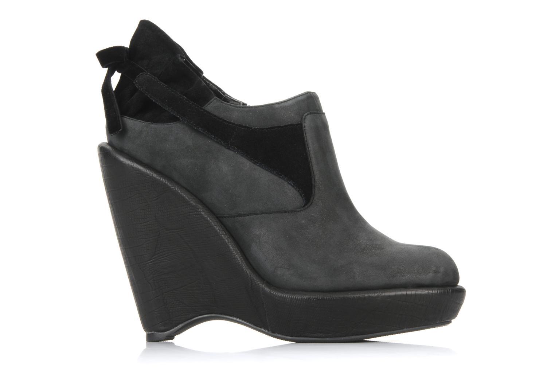 Bottines et boots Feud Brit Noir vue derrière