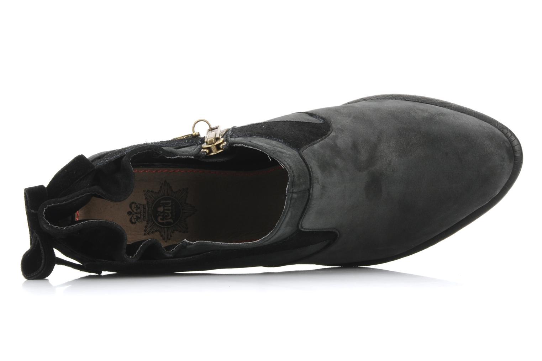 Bottines et boots Feud Brit Noir vue gauche