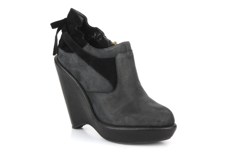 Bottines et boots Feud Brit Noir vue détail/paire