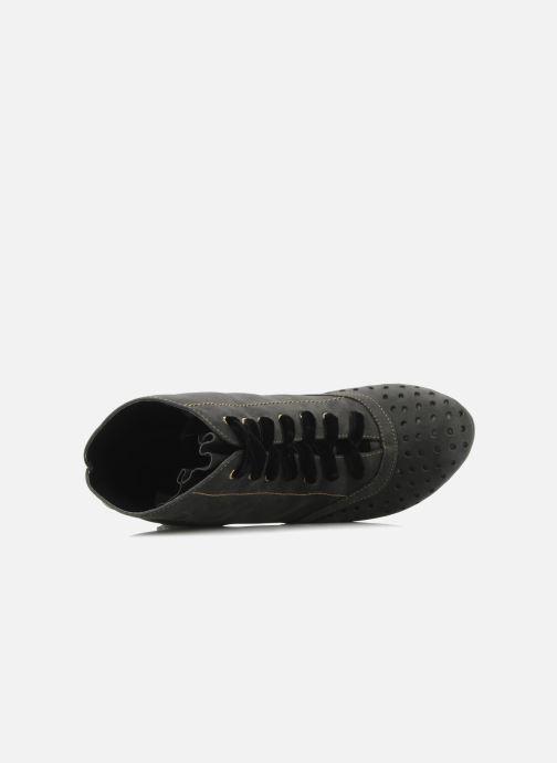 Bottines et boots Feud Beckon Noir vue gauche