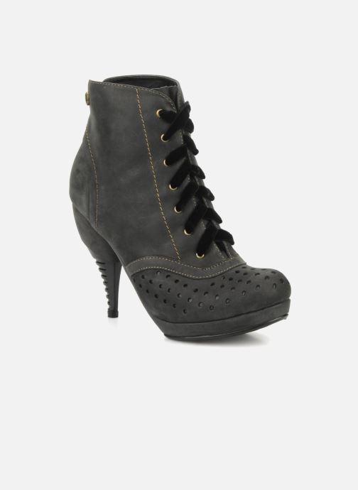 Bottines et boots Feud Beckon Noir vue détail/paire