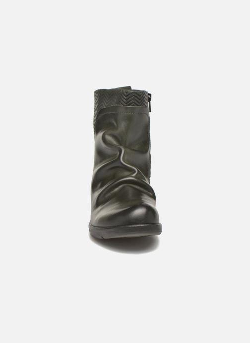 Bottines et boots Fly London Mel Noir vue portées chaussures