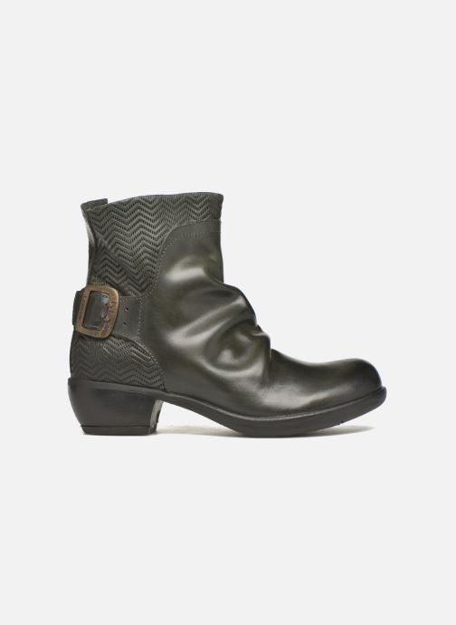 Bottines et boots Fly London Mel Noir vue derrière