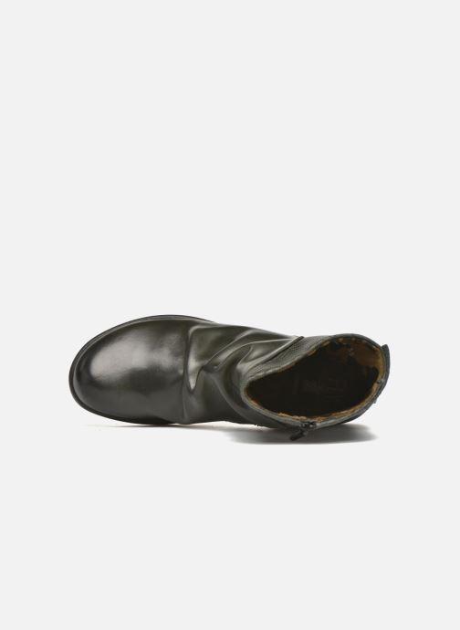 Bottines et boots Fly London Mel Noir vue gauche