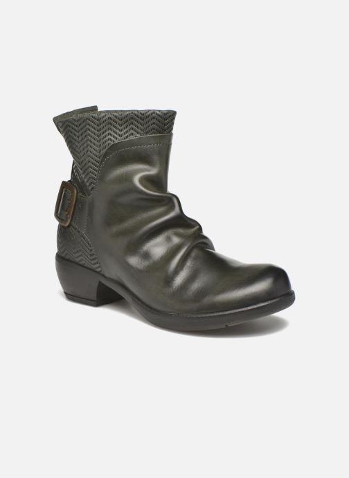 Bottines et boots Fly London Mel Noir vue détail/paire