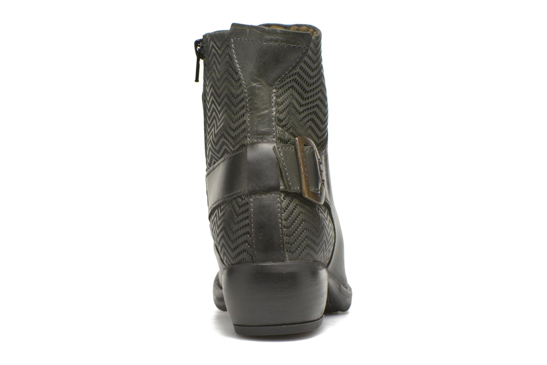 94c5a3 Fly Boots Et noir Bottines Mel Chez wWWCOqYB
