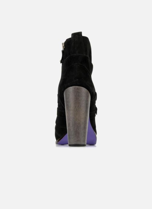 Bottines et boots Miezko Minko Noir vue droite