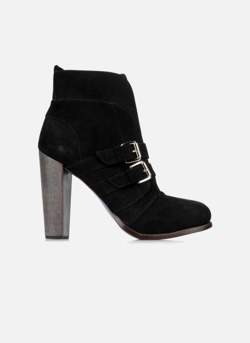 Bottines et boots Miezko Minko Noir vue derrière