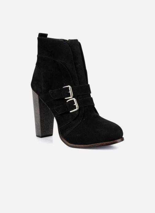 Bottines et boots Miezko Minko Noir vue détail/paire