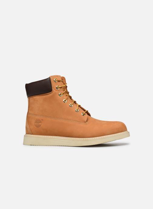 Bottines et boots Timberland 6 in wedge Marron vue derrière