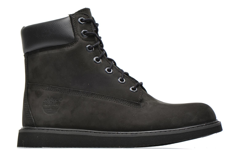 Stiefeletten & Boots Timberland 6 in wedge schwarz ansicht von hinten