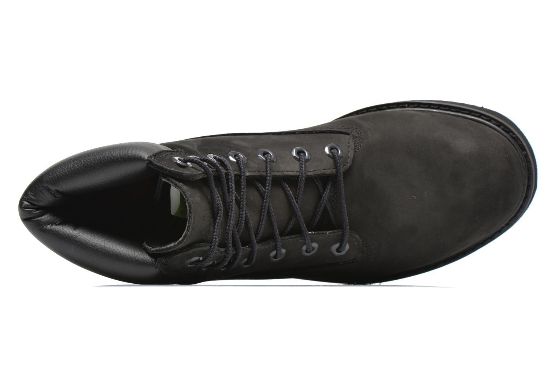 Stiefeletten & Boots Timberland 6 in wedge schwarz ansicht von links