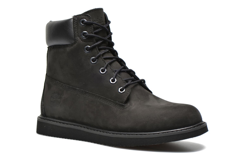 Stiefeletten & Boots Timberland 6 in wedge schwarz detaillierte ansicht/modell
