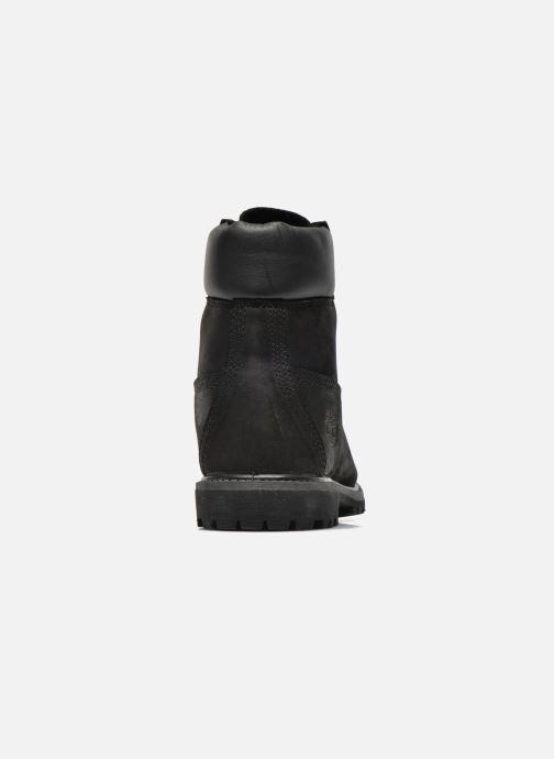 Botines  Timberland 6 in premium boot w Negro vista lateral derecha