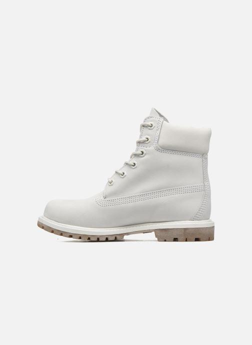 Stiefeletten & Boots Timberland 6 in premium boot w grau ansicht von vorne