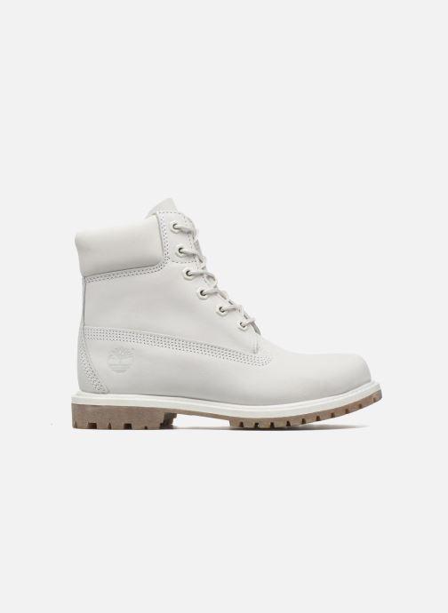 Botines  Timberland 6 in premium boot w Gris vistra trasera