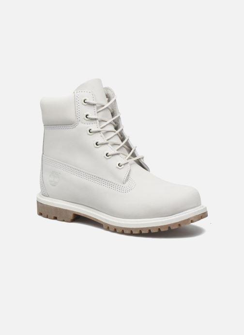 Botines  Timberland 6 in premium boot w Gris vista de detalle / par
