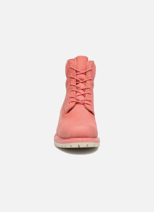 Boots en enkellaarsjes Timberland 6 in premium boot w Roze model