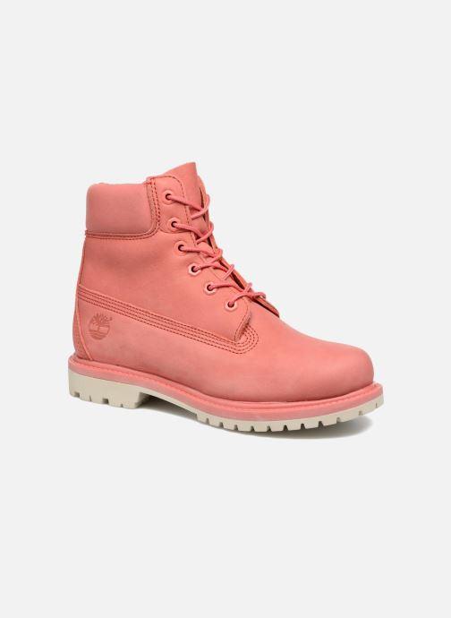 Boots en enkellaarsjes Timberland 6 in premium boot w Roze detail
