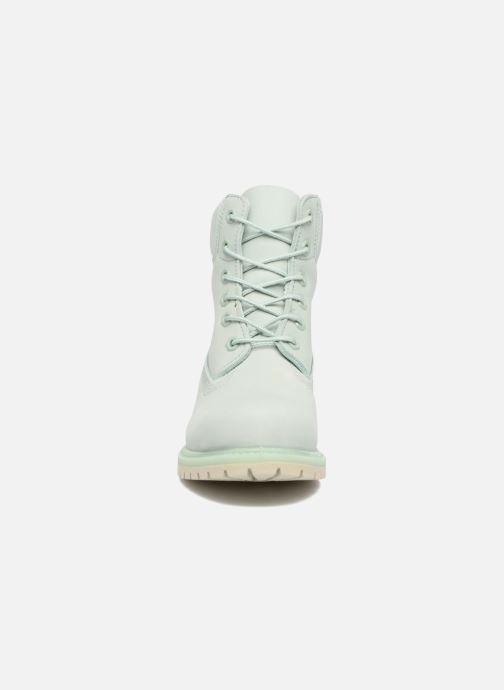 Bottines et boots Timberland 6 in premium boot w Vert vue portées chaussures