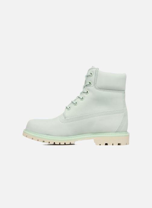Bottines et boots Timberland 6 in premium boot w Vert vue face