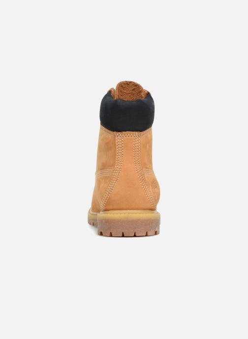 Boots en enkellaarsjes Timberland 6 in premium boot w Geel rechts