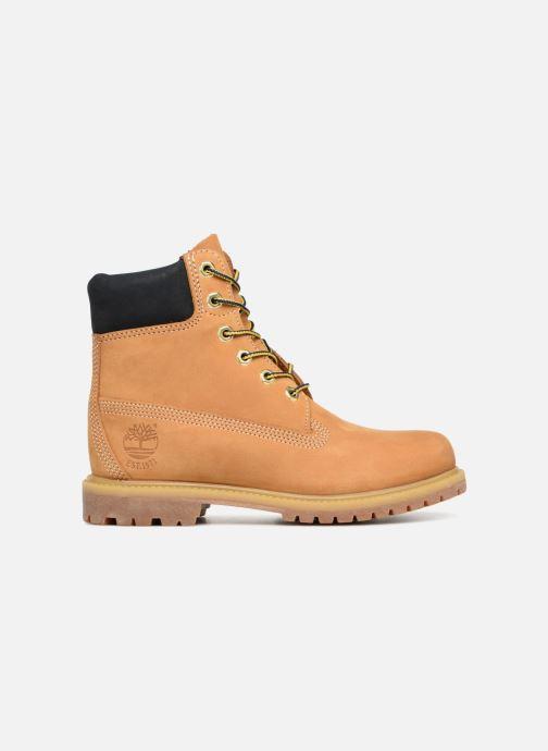 Boots en enkellaarsjes Timberland 6 in premium boot w Geel achterkant