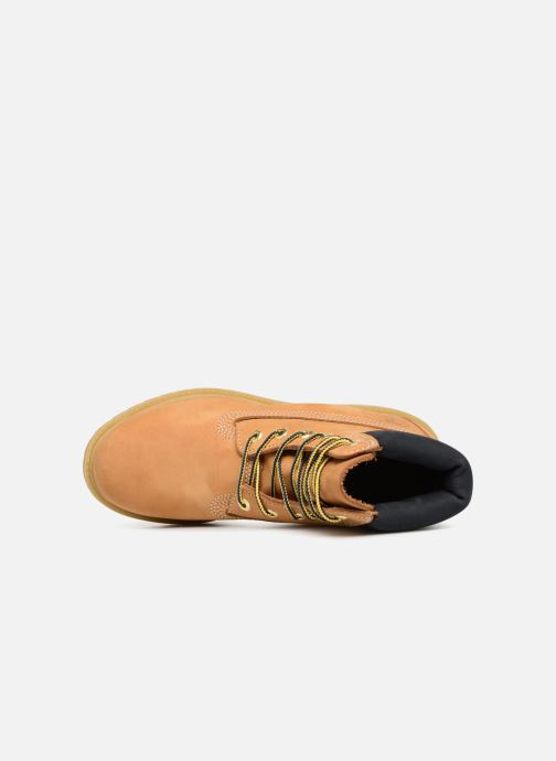 Boots en enkellaarsjes Timberland 6 in premium boot w Geel links