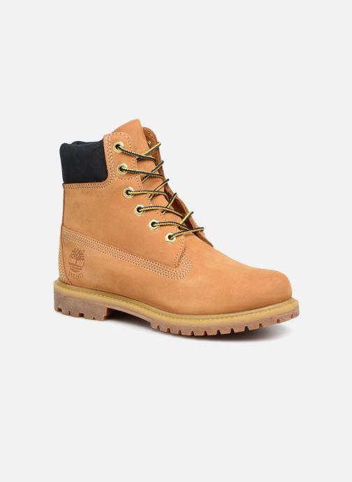 Boots en enkellaarsjes Timberland 6 in premium boot w Geel detail
