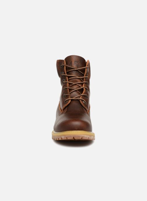 Ankle boots Timberland 6 in premium boot w Brown model view