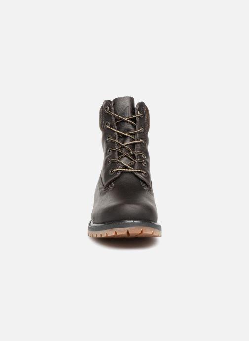Botines  Timberland 6 in premium boot w Negro vista del modelo